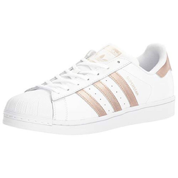 adidas Shoes - Rose Gold Adidas